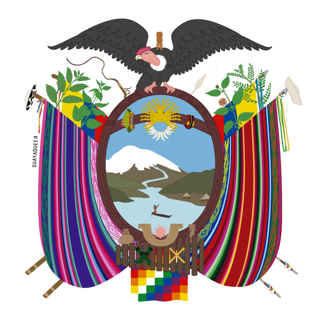 Escudo-indigena